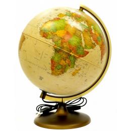 Globus světelný 30cm DISCOVERY