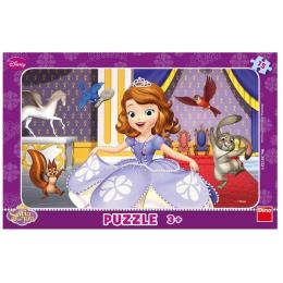 Dino dětské puzzle Sofie první 15d deskové