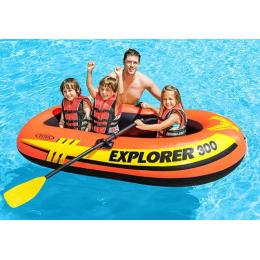 Nafukovací člun Explorer Pro 300 Set