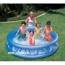 Bazén nafukovací - STŘÍBRNÝ