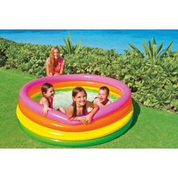 Nafukovací bazén 168x46cm Intex 56441