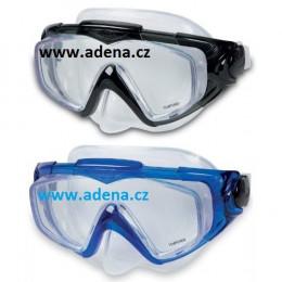 Potápěčské brýle INTEX Aqua Silicon - senior