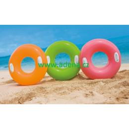 Kruh plavací s držadlem Intex 59258