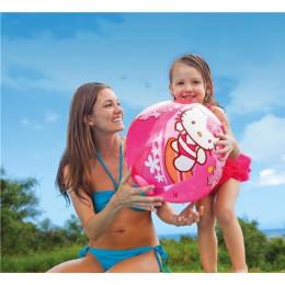 Nafukovací plážový míč Hello Kitty